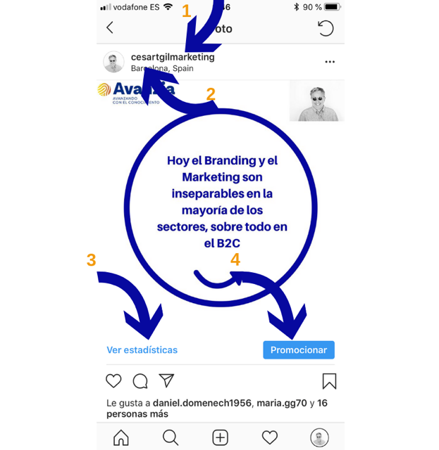 APRENDE POST DE INSTAGRAM