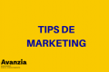 TIPS DE MARKETING